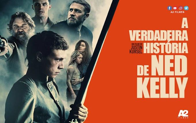 'A Verdadeira História de Ned Kelly' estreia nos cinemas brasileiros