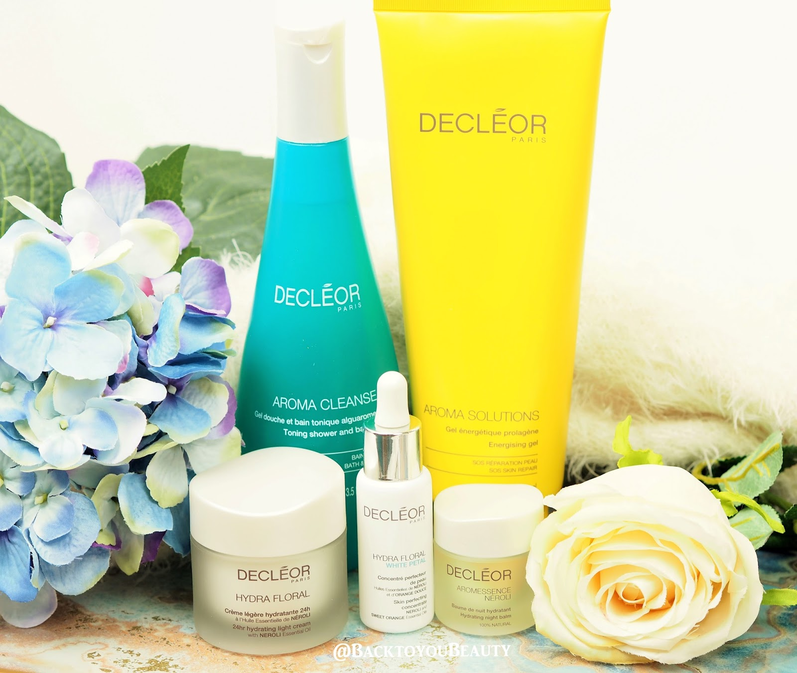 Decleor 5 Piece Hydrating Perfecting Collection - Qvc Tsv