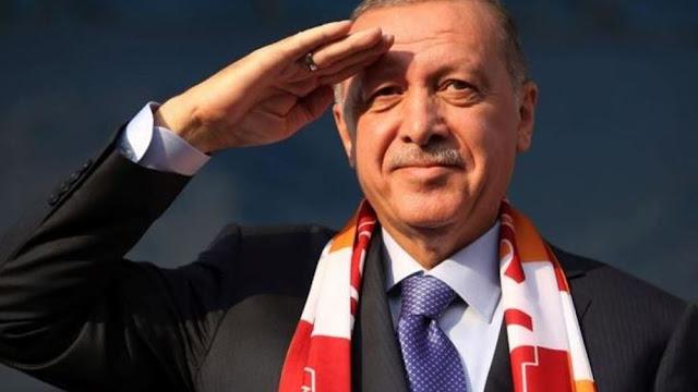 Ερντογάν: Αν η Ελλάδα συνεχίσει να επιτίθεται θα ανταποδώσουμε