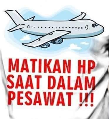 Informasi Penting yang Bisa Kamu Bagikan Ke Semua Teman yang Sering Naik Pesawat!