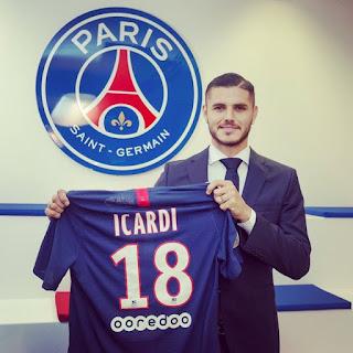 رسميًا: باريس يتعاقد مع إيكاردي
