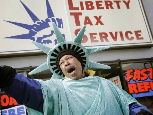 Liberty Tax Refund Anticipation Loan - Green Leaf Loan Group