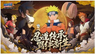 Naruto OL New Generation Mod Apk