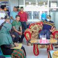 Kunker Ke Bima, Gubernur NTB Ingatkan Kepala OPD Agar Rajin Turun Kemasyarakat