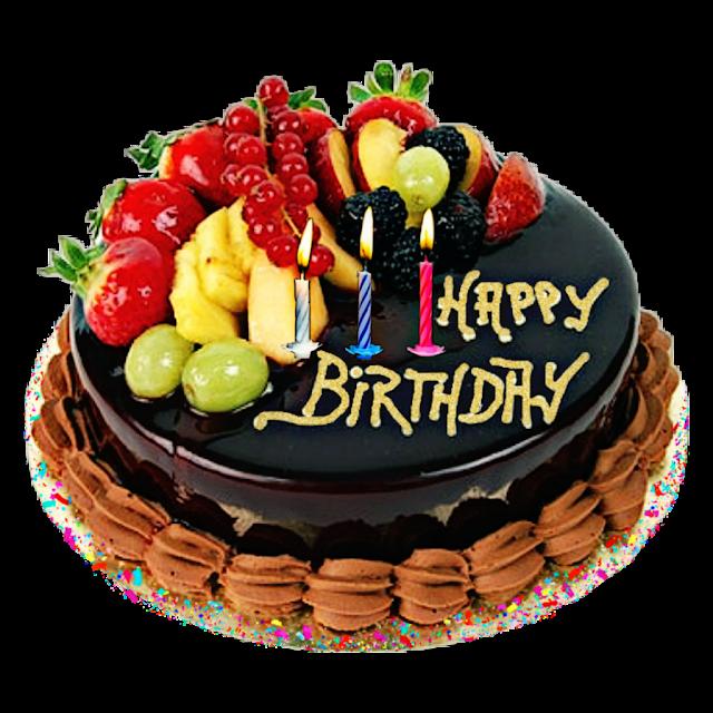 Happy Birthday png cakes