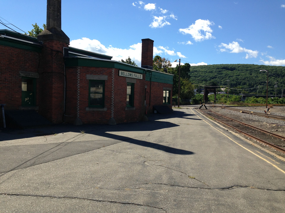 Richs PedalPoint Brattleboro and Bellows Falls Train Stations
