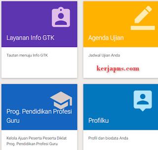 cara login info GTK lewat SIM PKB https://app.simpkb.id/ atau  http://gtk.belajar.kemdikbud.go.id