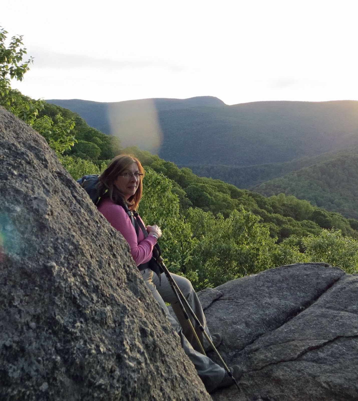 Old Rag Mountain Hikes/Patrols By RSL: LONG TIME SINCE