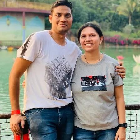 Kabita Singh Husband Manish