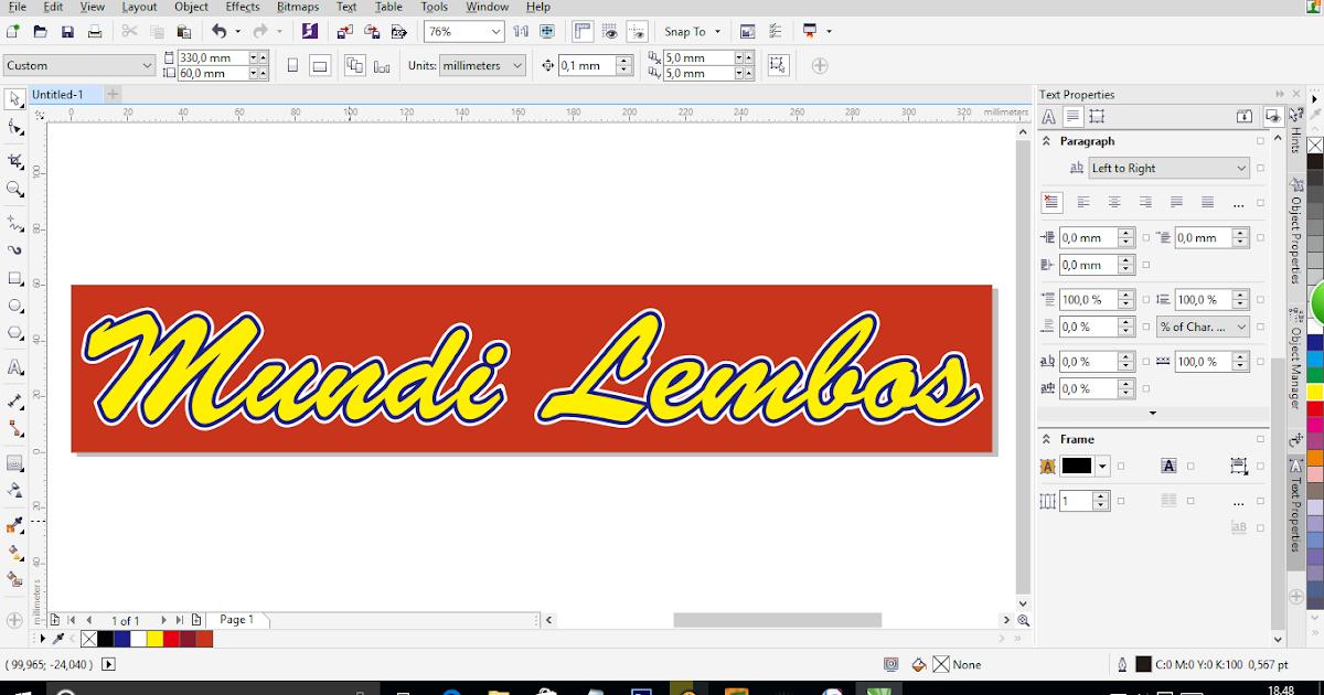 Download Corel Draw X7 Final Full Version | Mundi Lembos