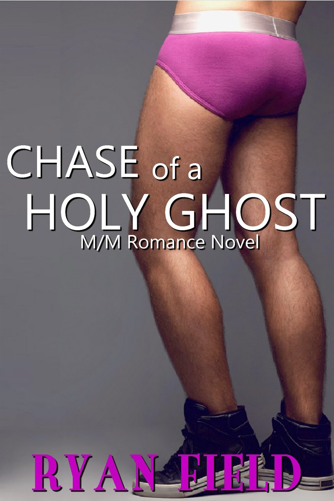 http://www.amazon.com/Chase-Holy-Ghost-Ryan-Field-ebook/dp/B00KJ0NREW/ref=sr_1_1?ie=UTF8&qid=1401126652&sr=8-1&keywords=chase+of+a+holy+ghost+by+ryan+field
