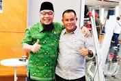 Tony Eka Candra dan Nanang Mesra