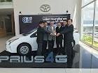 """Toyota del Ecuador recibió el premio """"Customer Service Excellence Award"""" 2017"""