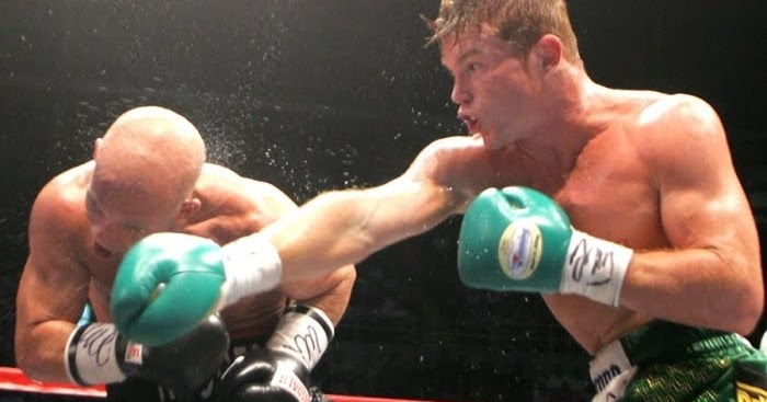Eddie Hearn See's Canelo Alvarez Boxing At 168 And Finished With 160