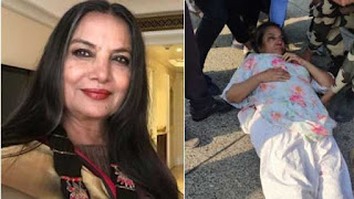 FIR registered against Shabana Azmi's driver, serious allegations against accident