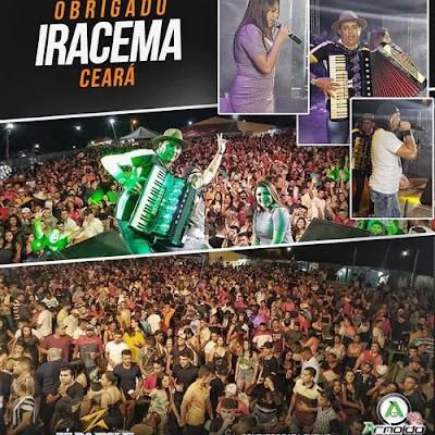 Zé do Fole - Vaquejada do Vianna - Iracema - CE - Novembro - 2019