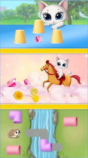 Game Kitty Meow Meow - My Cute Cat App
