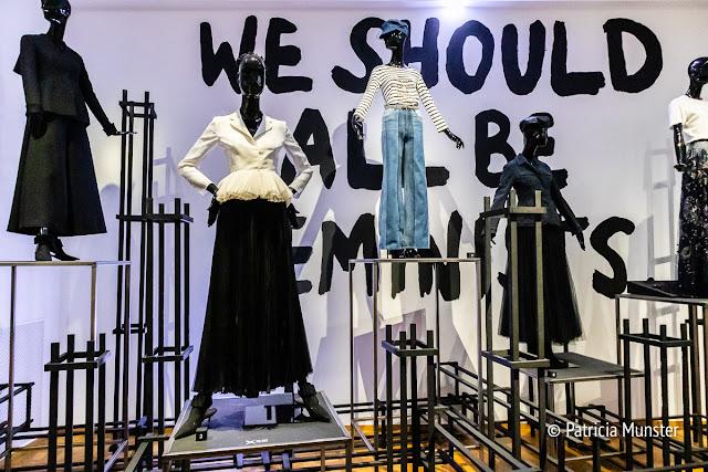 Maria Grazia Chiuri Femmes Fatales in Gemeentemuseum Den Haag