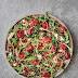 Quinoa Tabbouleh with Marinated Tuna, Shiitakes, and Bonito-Rosemary Aioli Recipes