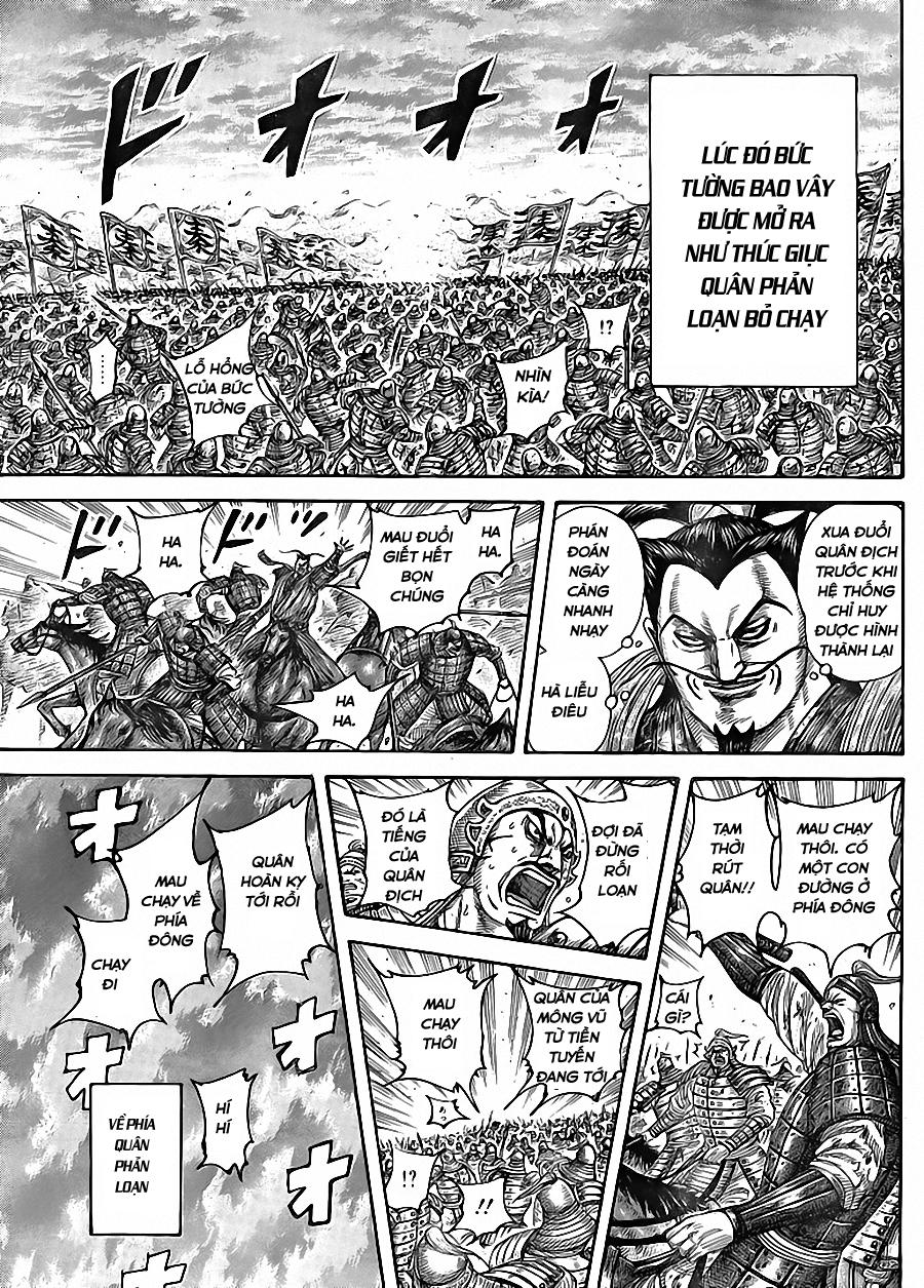 Kingdom chapter 433 trang 4