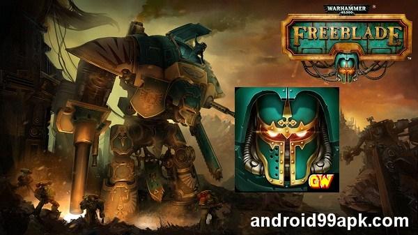 Warhammer 40,000: Freeblade full mod
