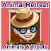 Animal Retreat - The Animals & Treats