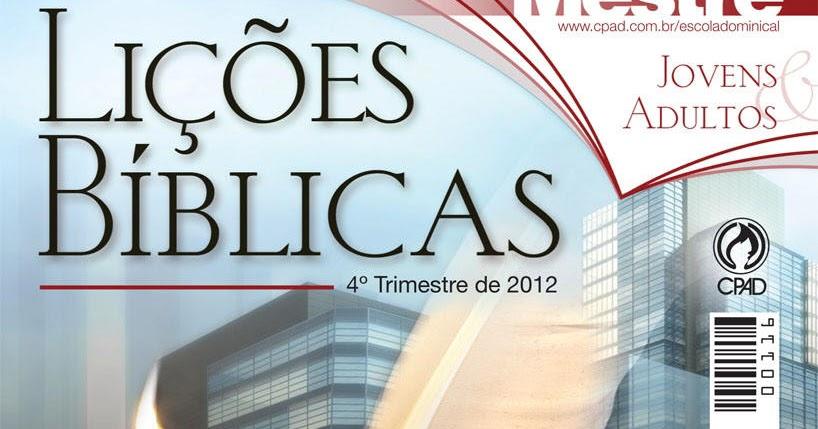 2012 CPAD BAIXAR REVISTA