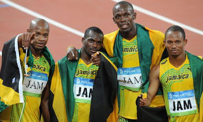 Usain Bolt stripped of 2008 Olympic relay gold medal after teammate, Nesta Carter fails drug test