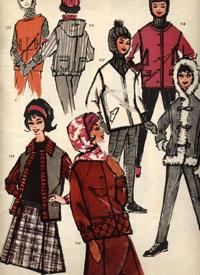 """Вырезки иВырезки из журнала """"Rigas modes"""" 1963-1966 г.з журнала """"Rigas modes"""" 1963-1966 г."""