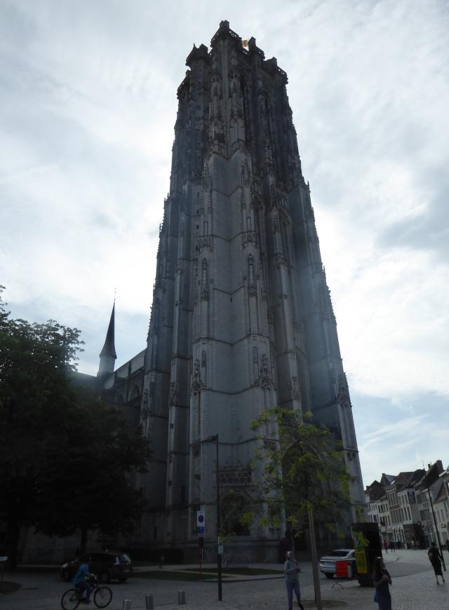 La torre de Mechelen