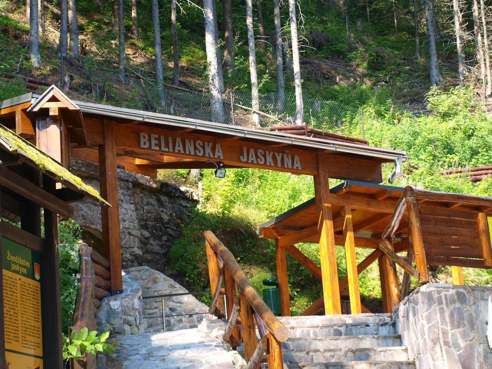 Jaskinia Bielańska i Szczyrbskie Pleso