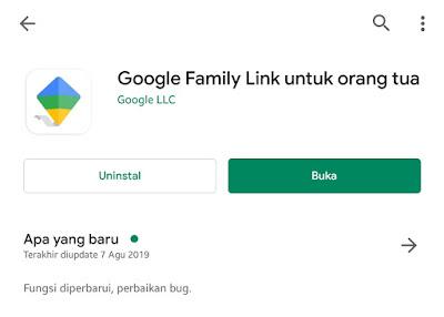 Aplikasi Android Family Link Untuk Mengontrol Aktifitas Hp Anak