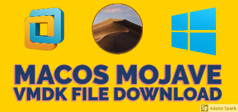 Download MacOS Mojave 10.14 VMDK File Image For Vmware