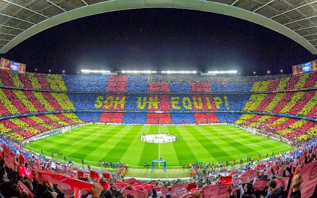 Assistir um jogo do Barcelona em Barcelona