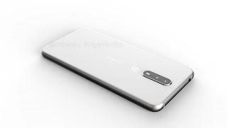 Nokia 5.1 plus Dual camera