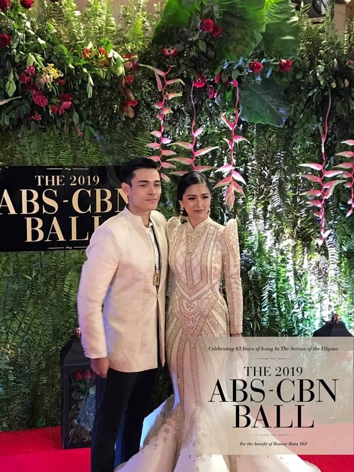 KimXi ABS-CBN Ball 2019