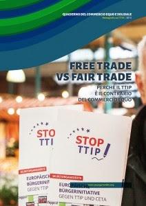 Monografia sul TTIP di Equo Garantito