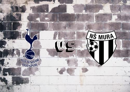 Tottenham Hotspur vs NS Mura  Resumen y Partido Completo