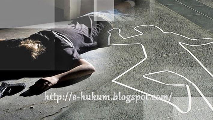 MACAM-MACAM PEMBUNUHAN DALAM HUKUM ISLAM