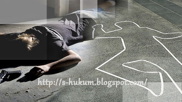 Tindak Pidana Pembunuhan dalam KUHP