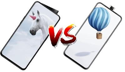 Perbedaan Oppo Reno2 vs Oppo Reno2 F