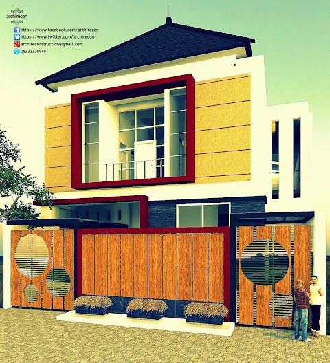 Tipe Rumah Minimalis, Jasa 082.33333.9949