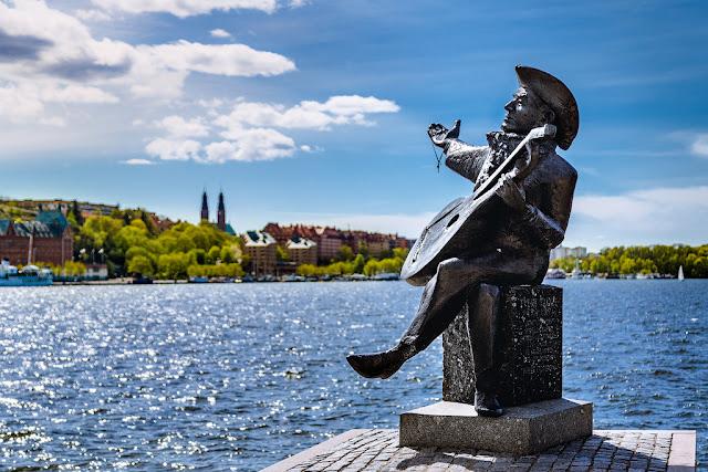 ШВЕЦИЯ: СТОКГОЛЬМ Ч2 (STOCKHOLM)