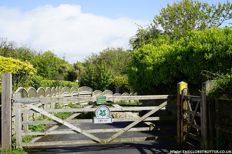 National Trust Cwm Ivy