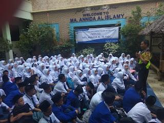 Masa Pengenalan Lingkungan Madrasah (MPLM)