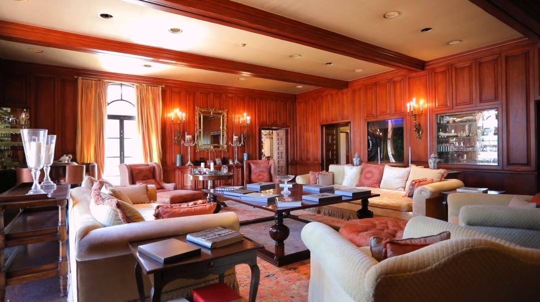 63 Interior Design Photos vs. 1011 N Beverly Dr, Beverly Hills, CA Ultra Luxury Mega Mansion (Godfather & Bodyguard)
