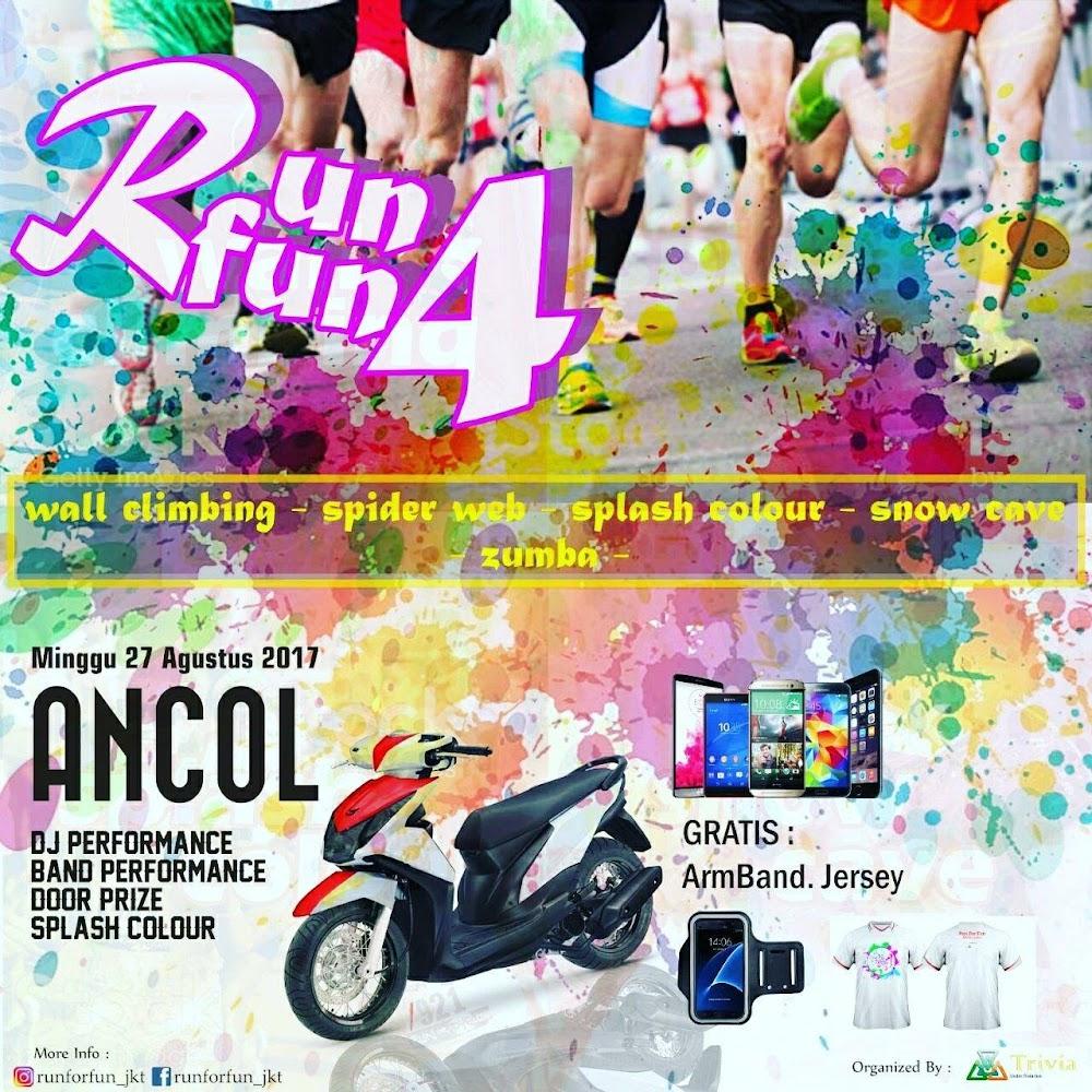 Run for Fun - Jakarta • 2017