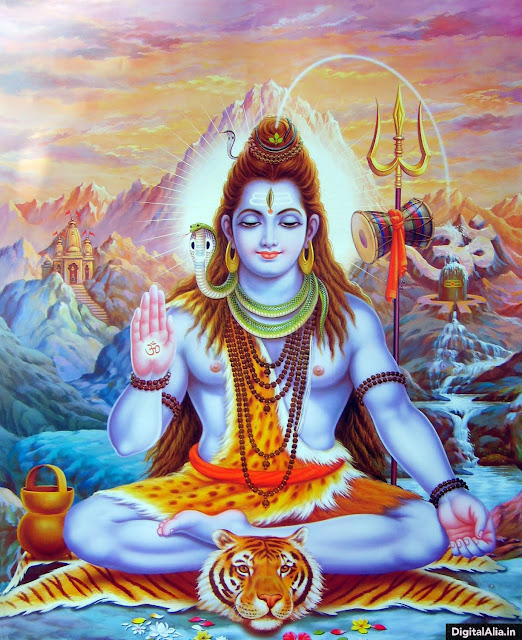 angry shiva images