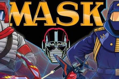 "Paramount Tunjuk Penulis Naskah Film ""M.A.S.K."""