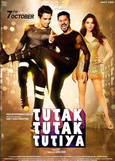 Tutak Tutak Tutiya (2016) Hindi Movie 170Mb hevc HDTVRip